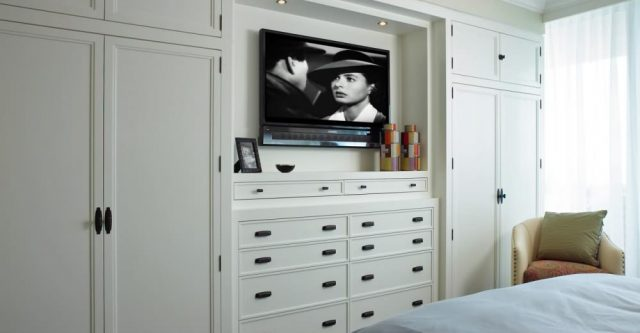 Bedroom Wall Cabinets Storage for Cool, Space-Saving Bedroom Design.