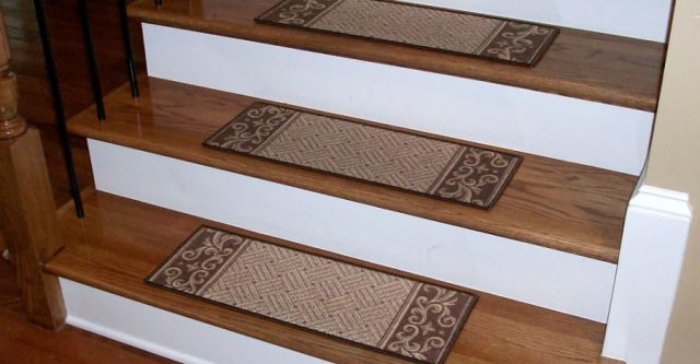 Carpet Treads for Stairs to Impress Your Home Appearance.