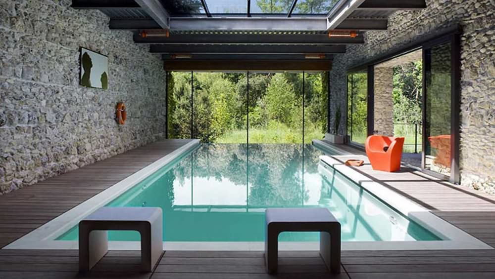 Important Concerns For Residential Indoor Pool Designs ...