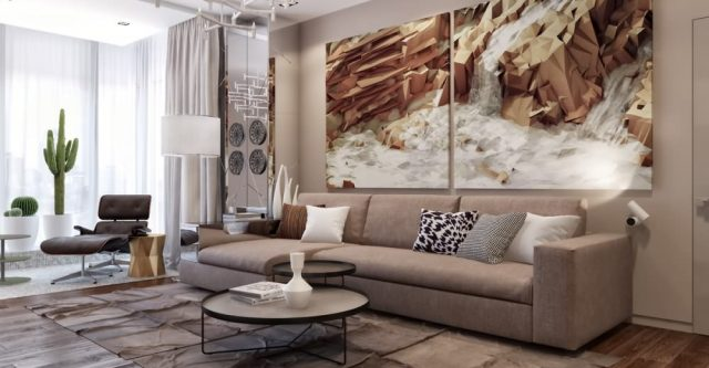 Wall Decorations for Living Room to Show the Impressive Living Room.