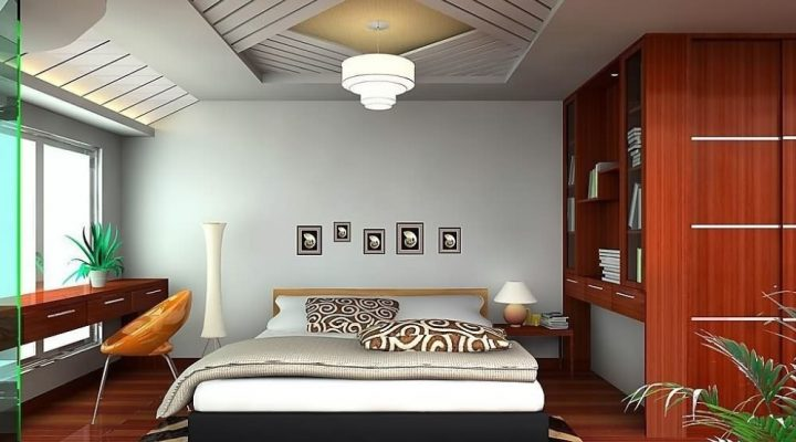 Finding the Best Choice of Ceiling Ideas for Bedroom.