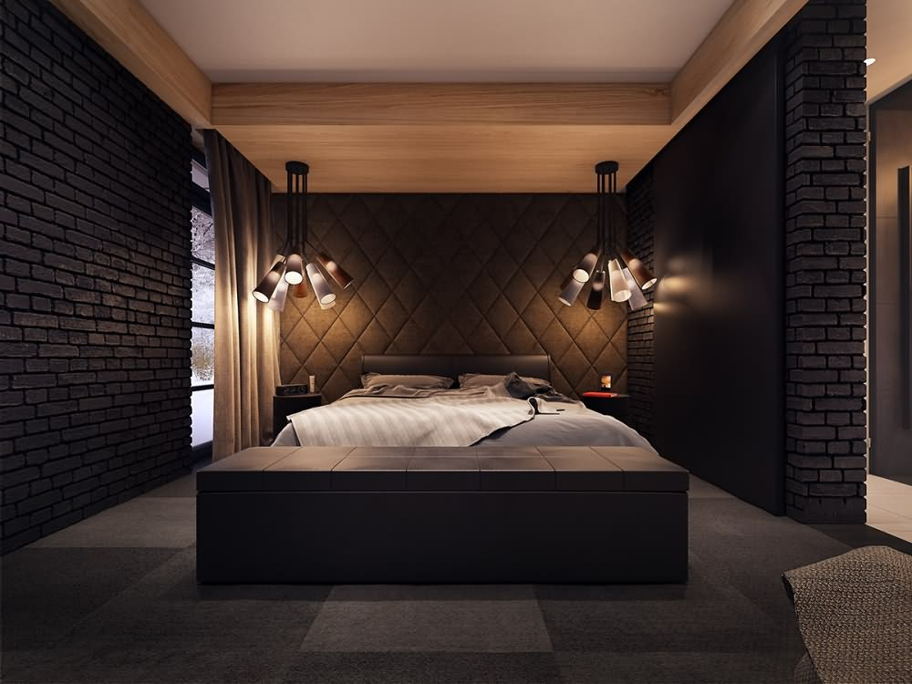 Needs To Know About Dark Bedroom Colors Moods - House Convert