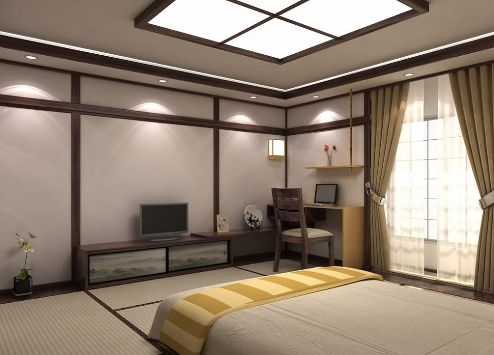 Things to consider when choosing ceiling ideas for bedroom.
